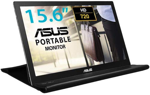 ASUS MB168B - best portable monitor under $150