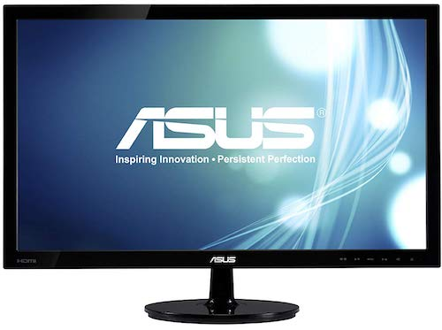 Asus vs228h - best monitors under 100 for Mac