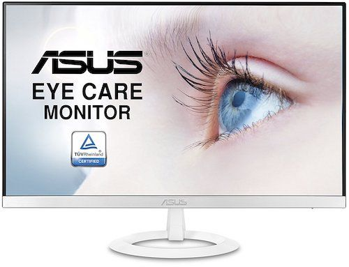 ASUS VZ239H-W - best budget monitors 2018