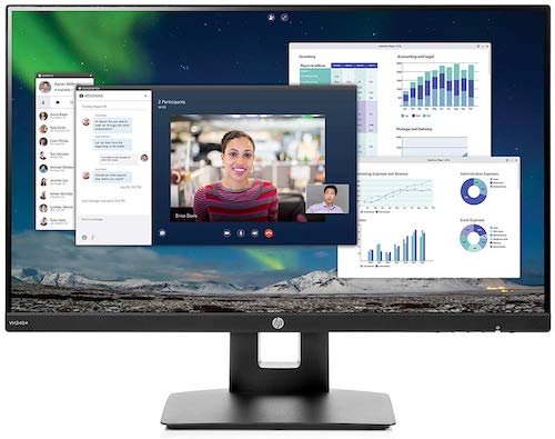 hp vh240a its monitor - good cheap monitor for programming
