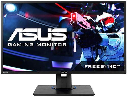 ASUS VG245H Gaming Monitor - best gaming monitor under 200 2019