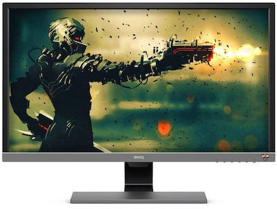 BenQ EL2870U - best gaming monitor with speakers