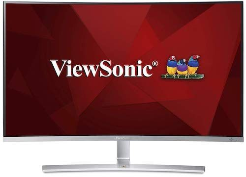 ViewSonic VX3216-SCMH-W - best monitor with speakers and hdmi