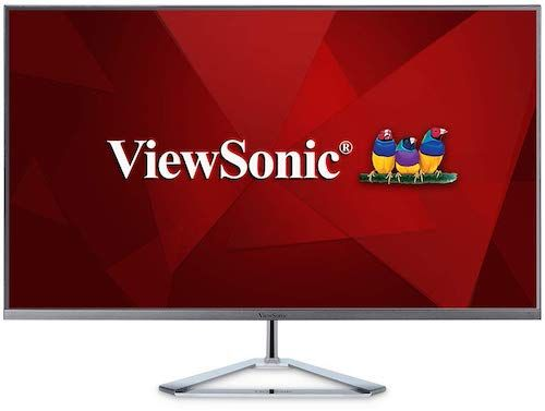 "ViewSonic VX3276-MHD Monitor - best 32"" monitors under $200"