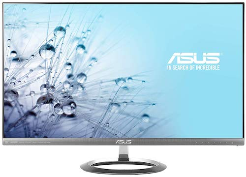 ASUS Designo MX27AQ - monitor with hdmi port and speakers