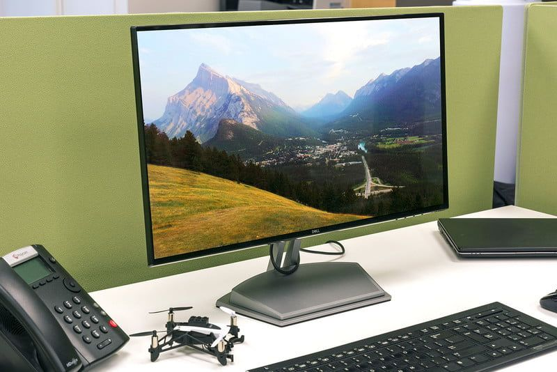 best monitors with speakers - dell monitor with speakers