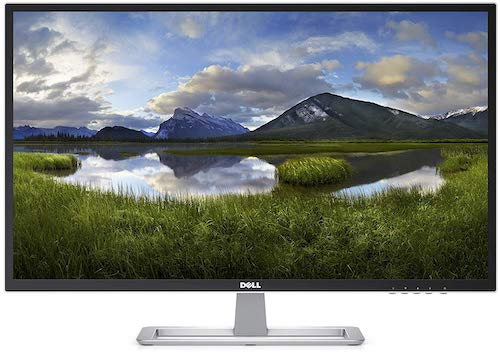 Dell D Series D3218HN Monitor - best computer monitor under 200 dollars