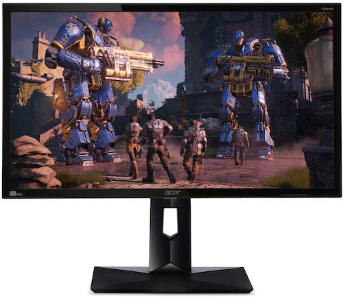 Acer CB281HK Abmiiprx 4K Monitor For Xbox One X