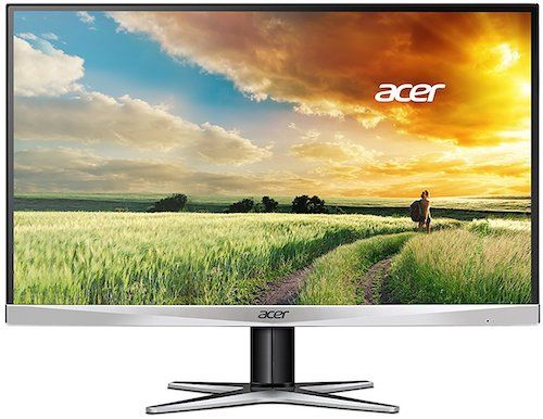 Acer G257HU smidpx WQHD Monitor - best monitor under 300
