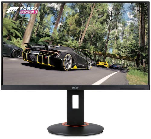 Acer XF250Q Cbmiiprx - best 240Hz monitor g sync