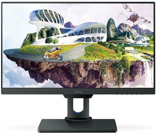 BenQ-PD2500Q-IPS-Monitor - best 1440p monitor for coding