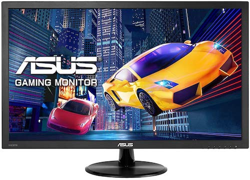 ASUS VP228H - best 21-inch monitor