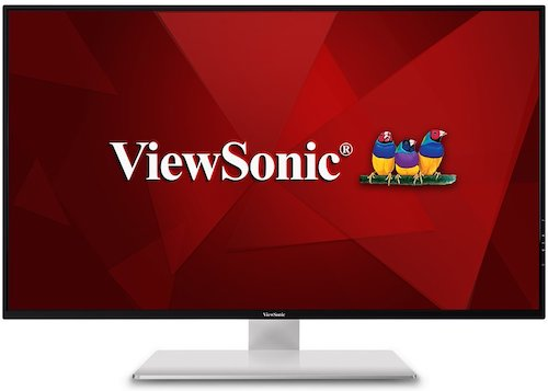 ViewSonic VX4380 4K Monitor For Xbox One X
