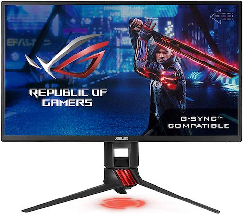 ASUS ROG Strix XG258Q - best 240hz gaming monitor