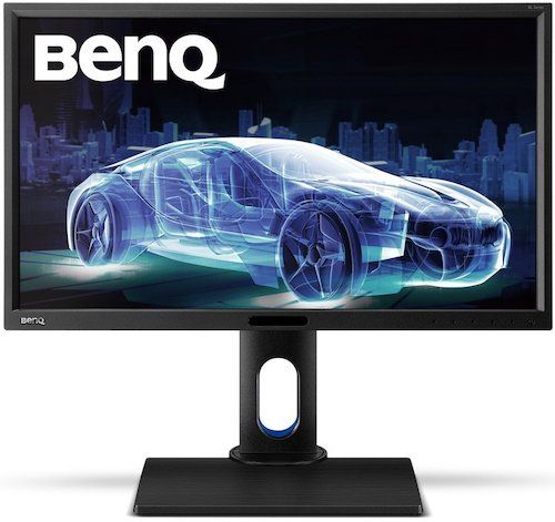 BenQ BL2420PT 1440p Accurate IPS Graphic Designing Monitor