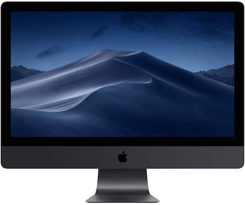 Apple iMac Pro Graphic Designing Monitor