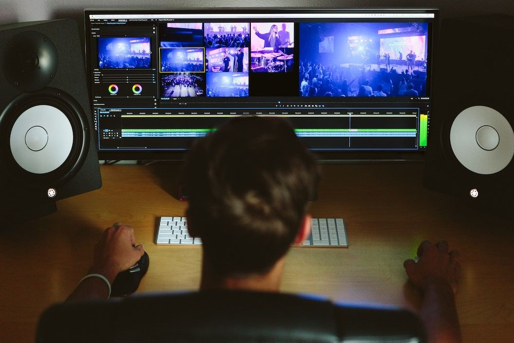 best 4K monitors for video editing